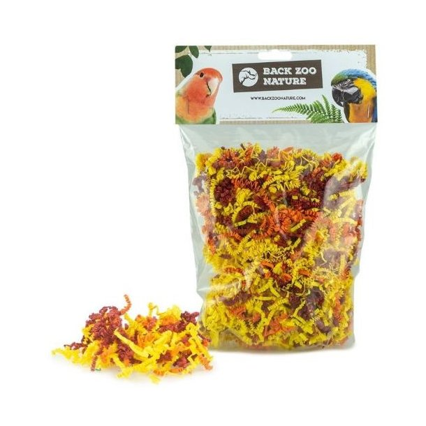 Back Zoo Nature Crinkle paper Sun Mix