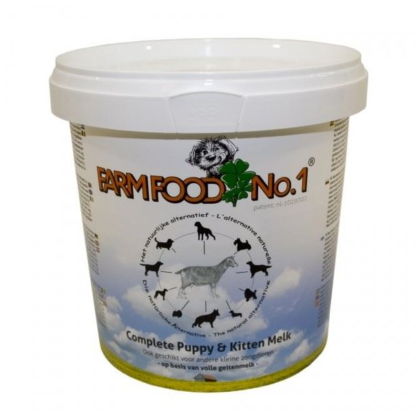 Farm Food Colostrum Modermælkserstaning 500g