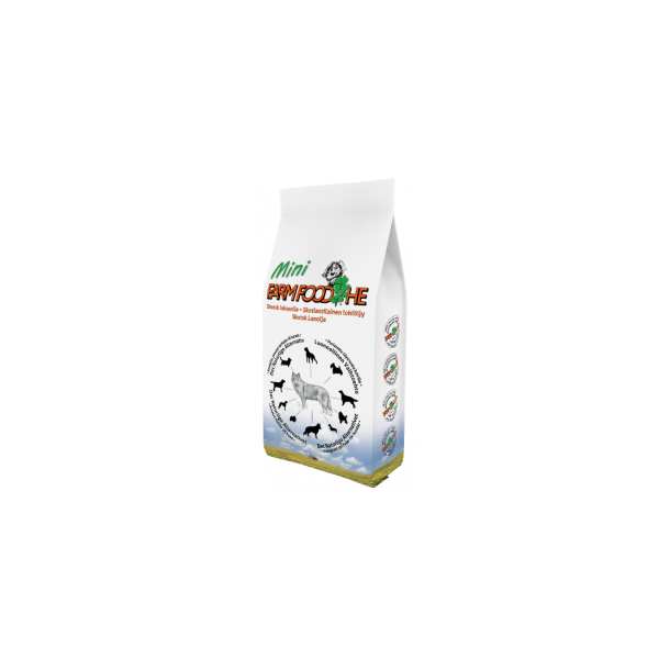 Farm Food HE Skotsk lakseolie mini 2 kg