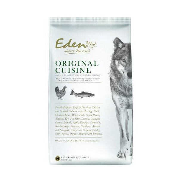 Eden Original Cuisine 80/20 Medium-large 6kg