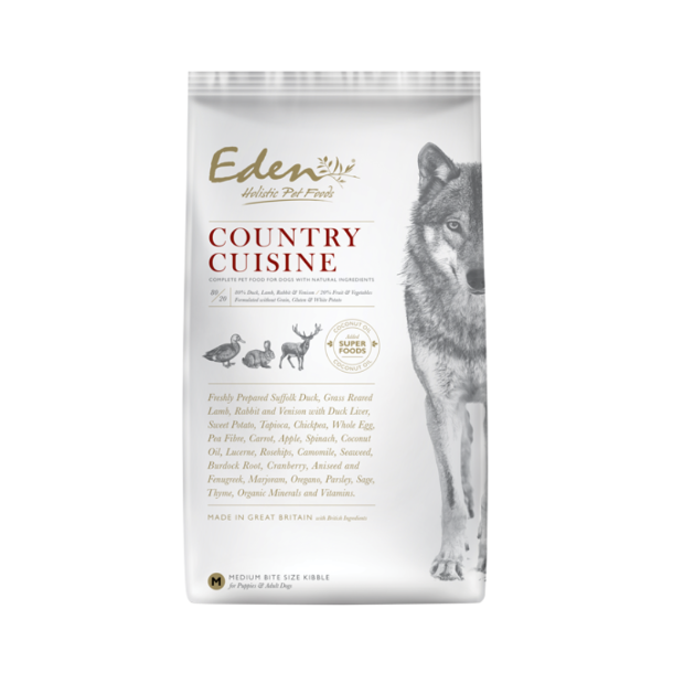 Eden Country Cuisine 80/20 Medium-large 6kg