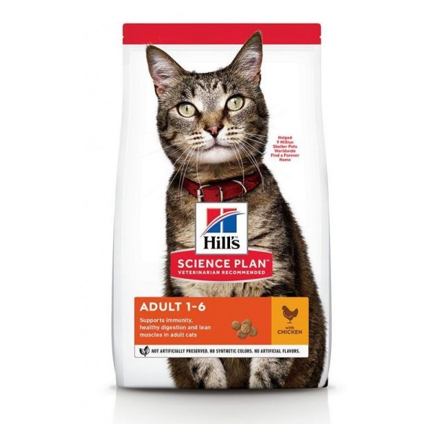 Hills Feline Adult Chicken 1,5kg