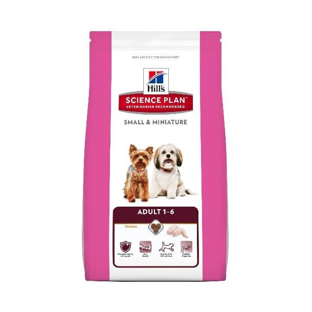 Hills Small & Miniature Adult 6,5kg