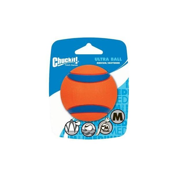 Chuckit Ultra Ball Medium 1stk