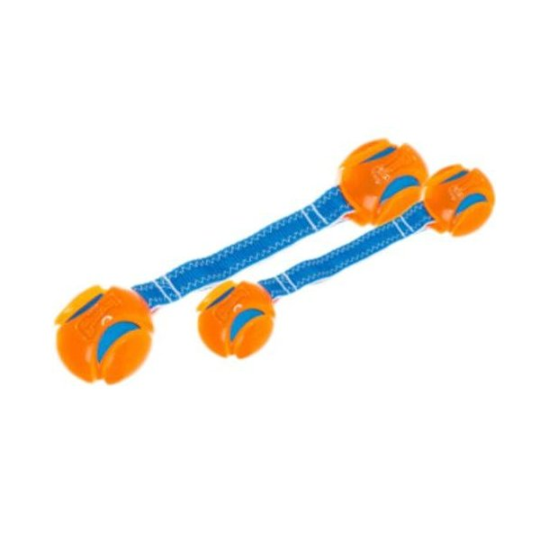 Chuckit Hydro Squeeze Duo tug Large*