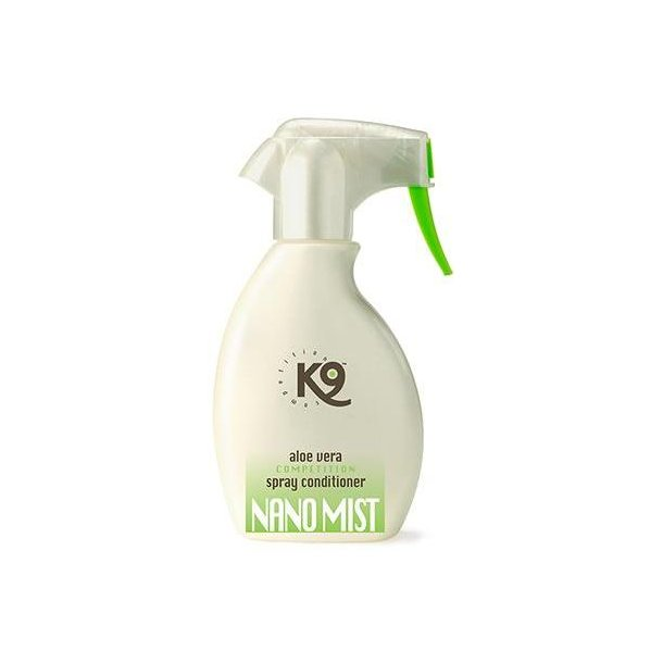 K9 Aloe Vera spray conditioner Nano Mist
