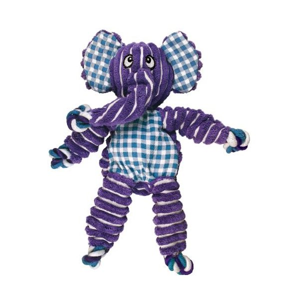 Kong Floppy Knots Elefant - Medium/Large