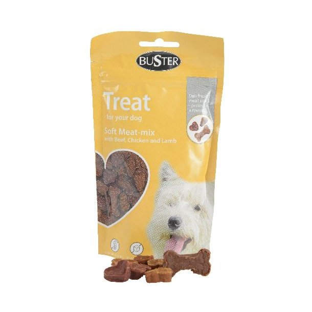 Buster Treat Soft-Mix,  kornfri