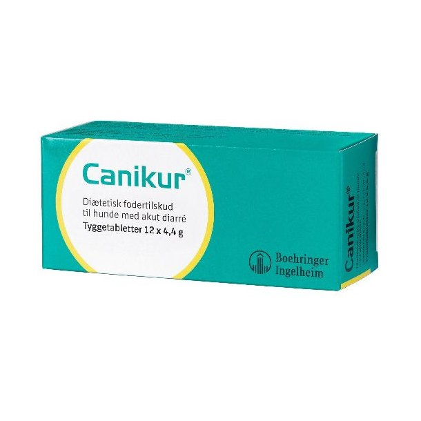 Canikur tyggetabletter 12stk