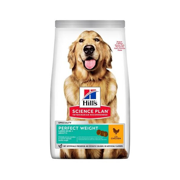 Hills Perfect Weight Large Breed 12kg
