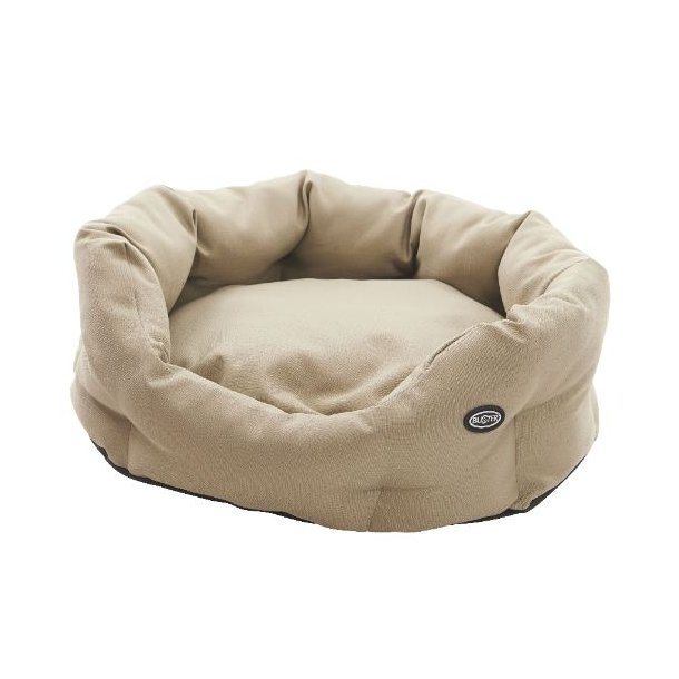 Buster hundeseng Cocoon Chinchilla Beige