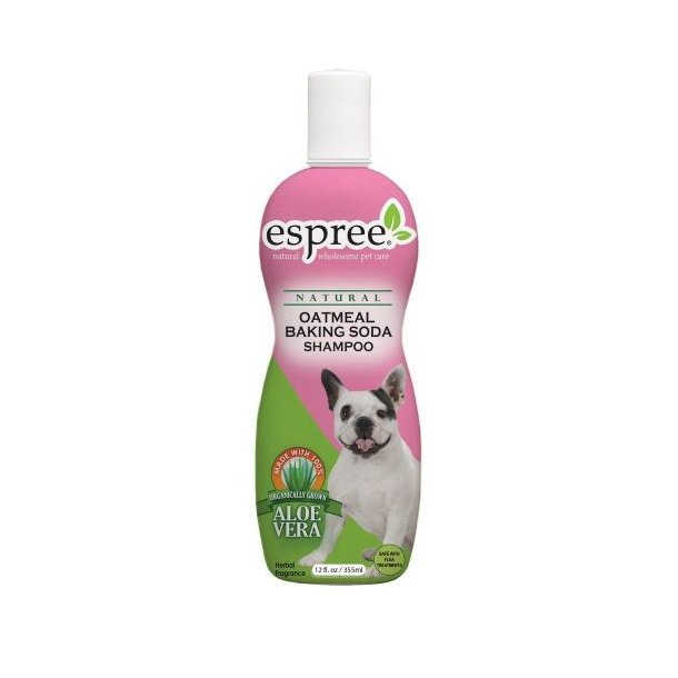 Espree Oatmeal Baking Soda shampoo 355ml