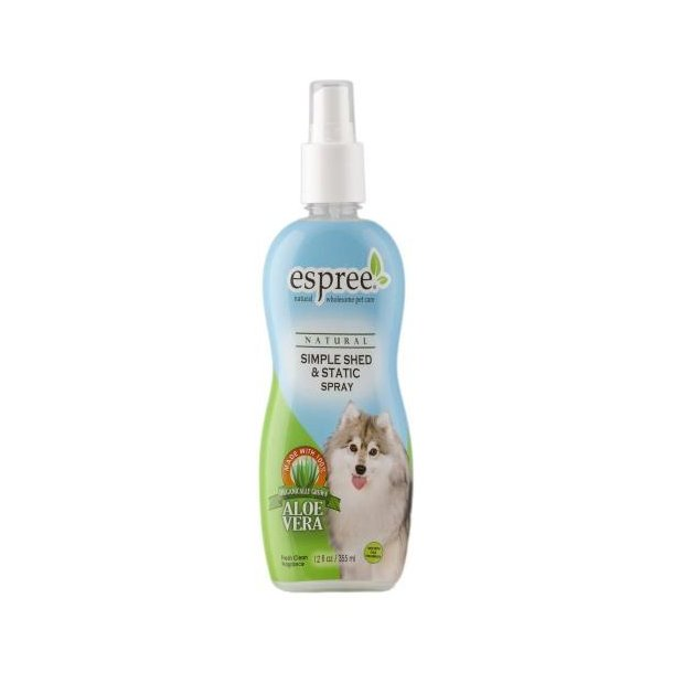 Espree Simple Shed & Static spray 355ml