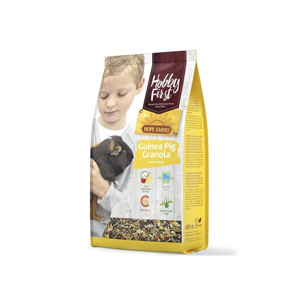 Hope Farms Marsvin Granola 2kg