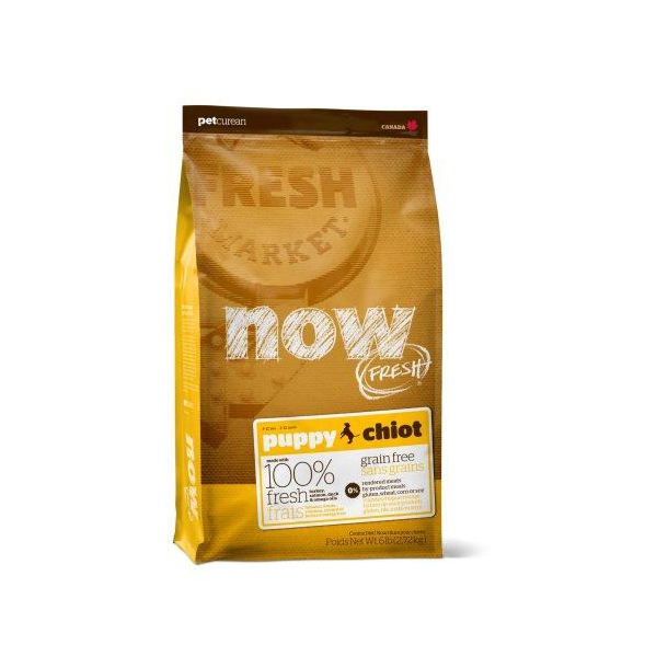 NOW FRESH Grainfree Puppy 11,3kg