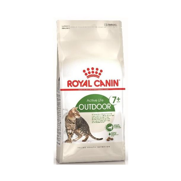 Royal Canin Outdoor +7 10kg*