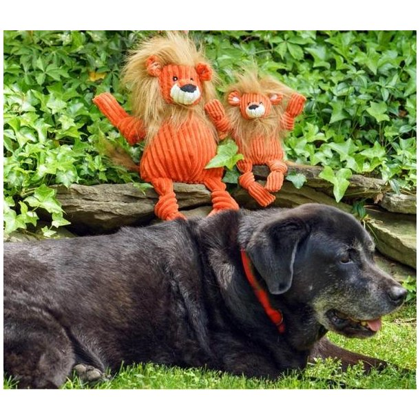 Huggle hounds Knotties Lion Large