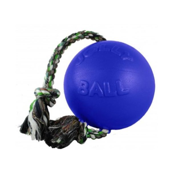 Jolly Ball Romp-n-Roll, Large blue