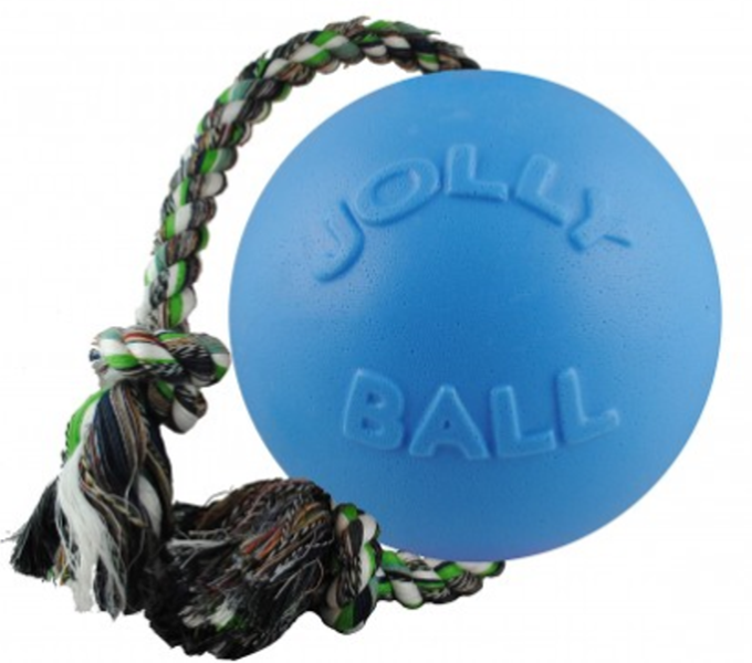 Billede af Jolly Ball Romp-n-Roll, medium baby blue
