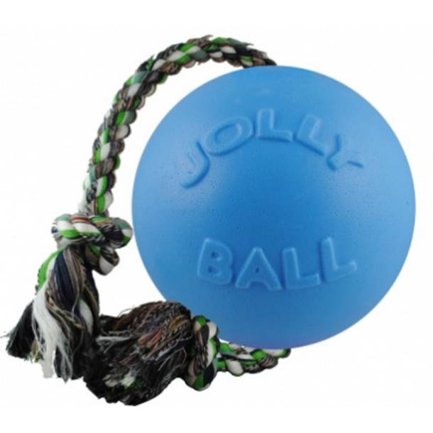Jolly Ball Romp-n-Roll, medium baby blue