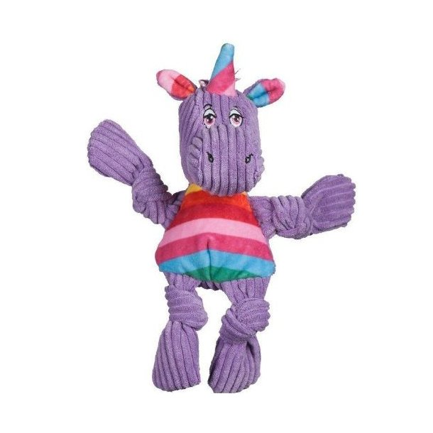 Huggle Hounds Knotties Unicorn small