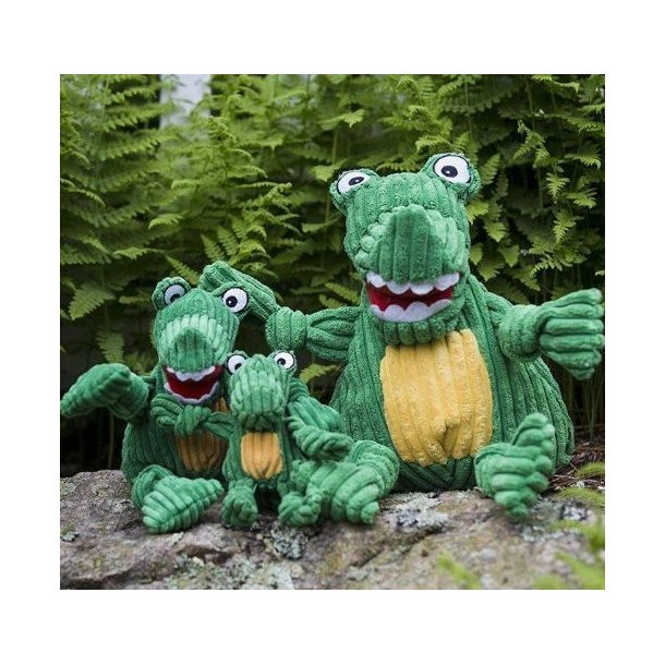 Huggle Hounds Knotties Aligator x-small