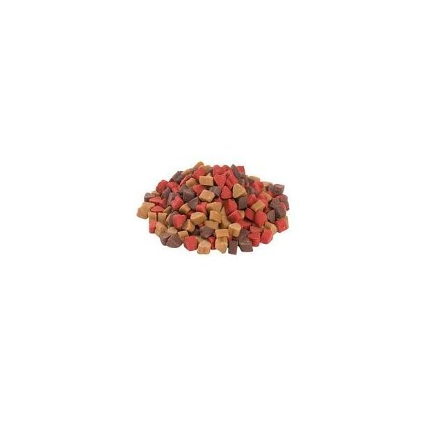 PetSnack Mini hjerte mix 200g