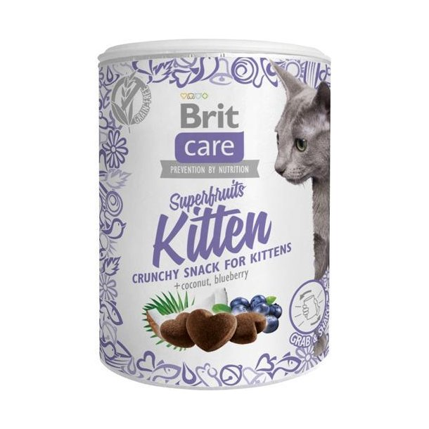 Brit care Kitten snack