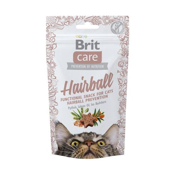 Brit care kat Hairball snack
