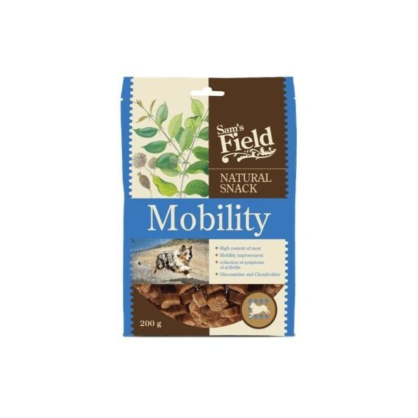 Sam´s Field natural snack mobility*