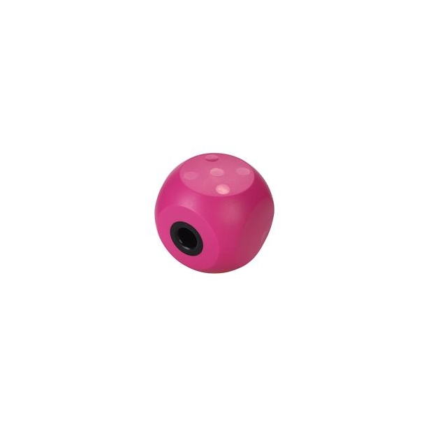 Buster cube mini pink