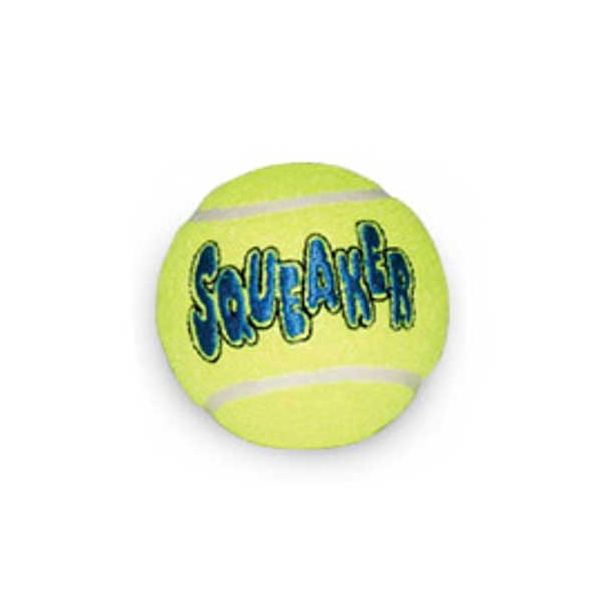 Airkong Squeaker tennis ball medium 3stk.