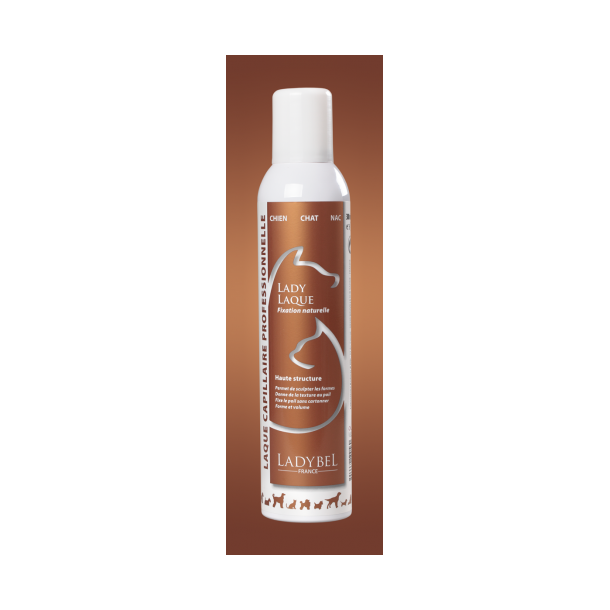 Ladybel Lak spray til hund og kat 300ml*
